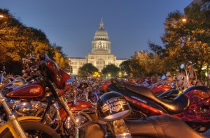 ROT cycles at Austin capital