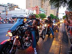 ROT bikers Parade